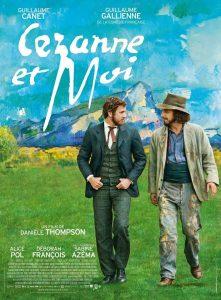 Tournage du film Cezanne et moi au Polidor
