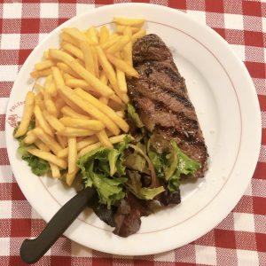 Pièce du boucher pas cher Paris