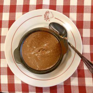 Mousse au chocolat maison pas cher Paris