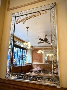 Miroir du Polidor, restaurant pas cher Paris